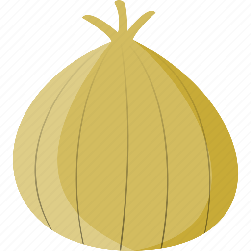 cooking, fawn, food, onion icon