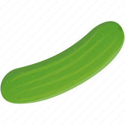 cooking, cuke, food, green, vegetable icon