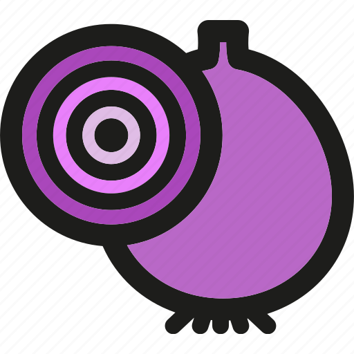 food, healthy, onion, organic, root, vegetable, vegetables icon