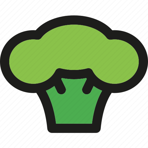 broccoli, food, healthy, organic, vegetable, vegetables icon