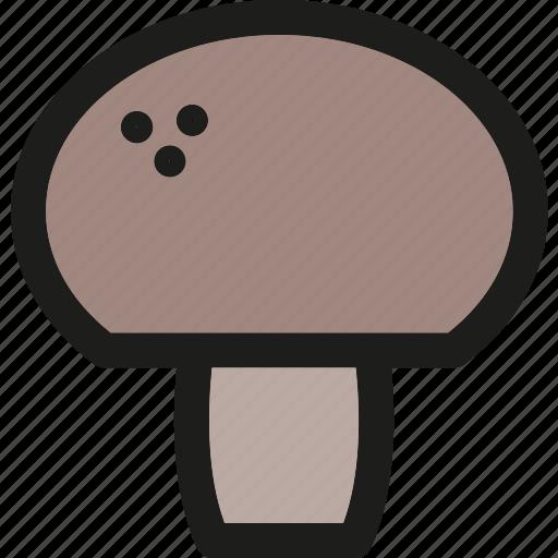 food, healthy, mushroom, organic, vegetable, vegetables icon
