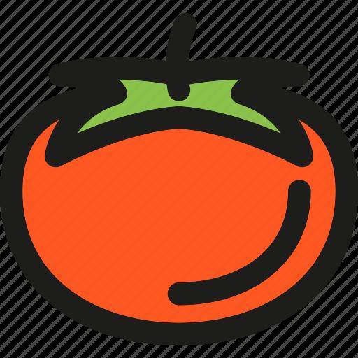 food, healthy, organic, tomato, vegetable, vegetables icon
