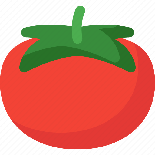 food, healthy, organic, tomato, vegetable, vegetables icon
