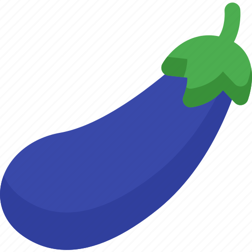 eggplant, food, healthy, organic, vegetable, vegetables icon