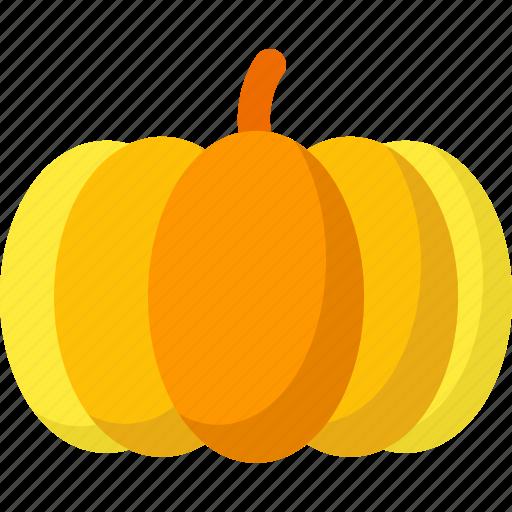 food, halloween, healthy, organic, pumkin, vegetable, vegetables icon