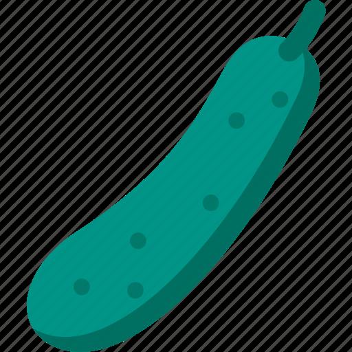 cucumber, food, healthy, organic, salad, vegetable, vegetables icon