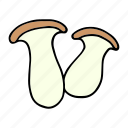 cook, food, funghi, ingredient, mushroom, vegetable, veggie icon
