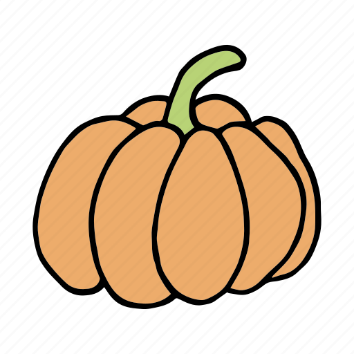 cook, food, ingredient, pumpkin, squash, vegetable, veggie icon