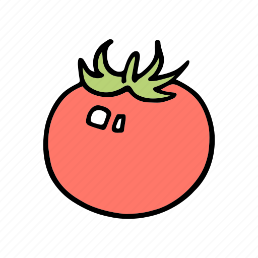 cook, food, fruit, ingredient, tomato, vegetable, veggie icon