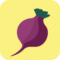 beet, food, root, vegetable icon