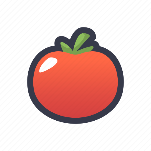 cooking, fruit, tomato, vegetables icon