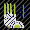 fennel, food, greens, raw food, vegetables, veggie icon