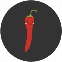 chilli, chilly, ingredient, spice, spicy, vegetable, vegetarian icon