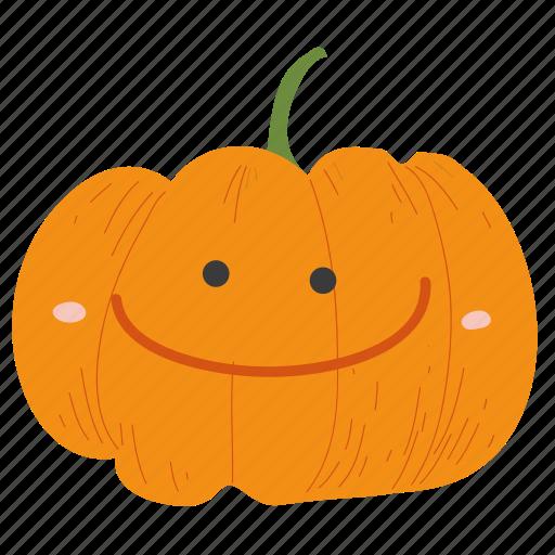 Food, ingredients, plant, pumpkin, vegetable icon - Download on Iconfinder