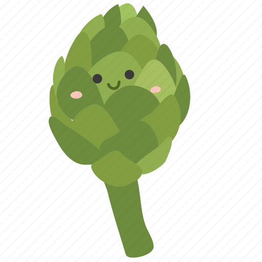artichoke, food, ingredients, plant, vegetable icon