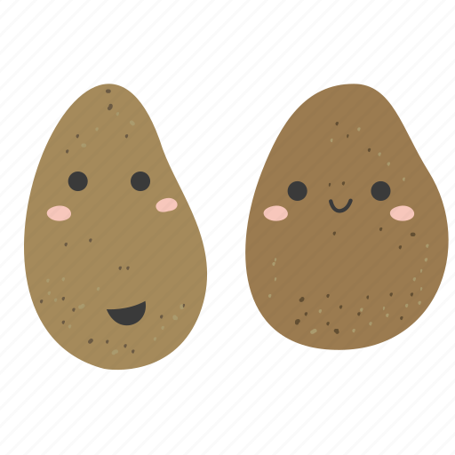 Food, ingredients, plant, potato, vegetable icon - Download on Iconfinder