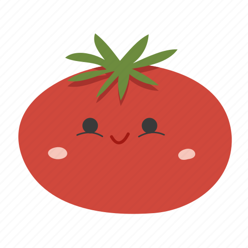 food, ingredients, plant, tomato, vegetable icon