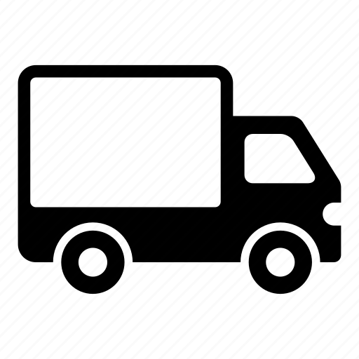 Delivery, logistics, lorry, shipping, transport, transportation, truck icon - Download on Iconfinder