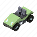 auto, car, golf car, technology, transport, transportation, vehicle icon