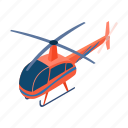 air transport, helicopter, technology, transport, transportation, vehicle icon