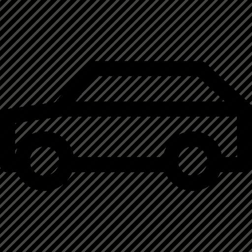 automobile, car, commutre, family, hatchback, station wagon, transportation icon