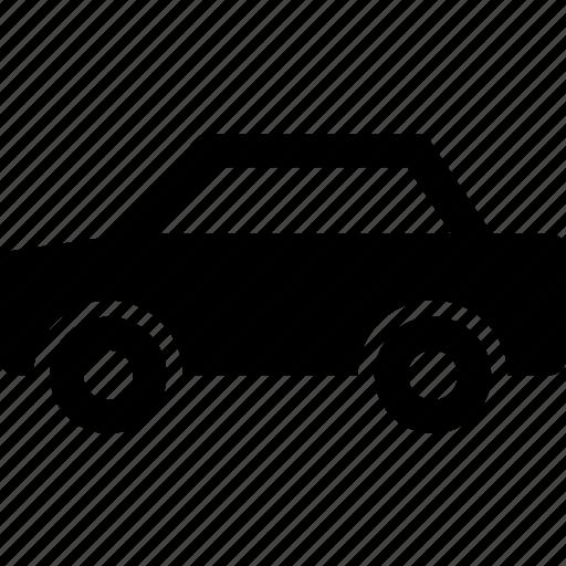 car, commute, sedan, transport, transportation icon