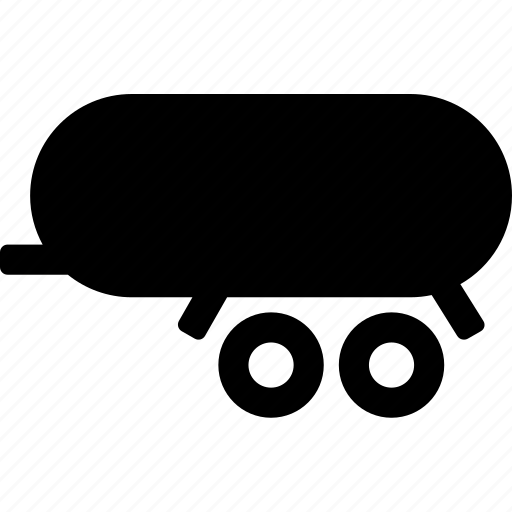 liquid, logistics, milk, oil, petrol, tank, trailer icon