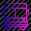 bus, public, school, transport, travel, vehicle