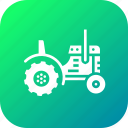 agriculture, farm, farming, tractor, transport, vehicle, work