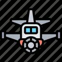 airplane, aviation, flight, aircraft, transportation