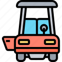 golf, cart, buggy, electric, vehicle