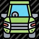 hatchback, car, automobile, vehicle, drive