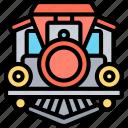 locomotive, train, rail, engine, transportation