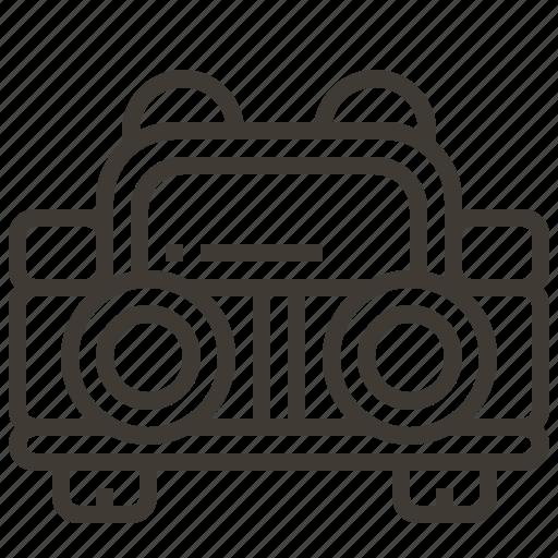 Automobile, transportation, car, vehicle, auto, transport icon