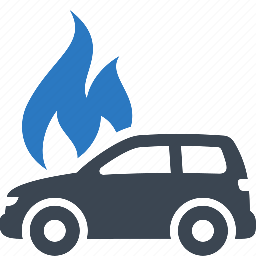 auto insurance, car insurance, fire insurance, flame icon