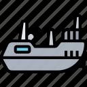 boat, jet, speed, vessel, cruise
