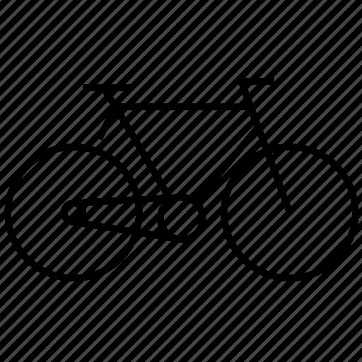 auto, bicycle, mobile, vehicle icon