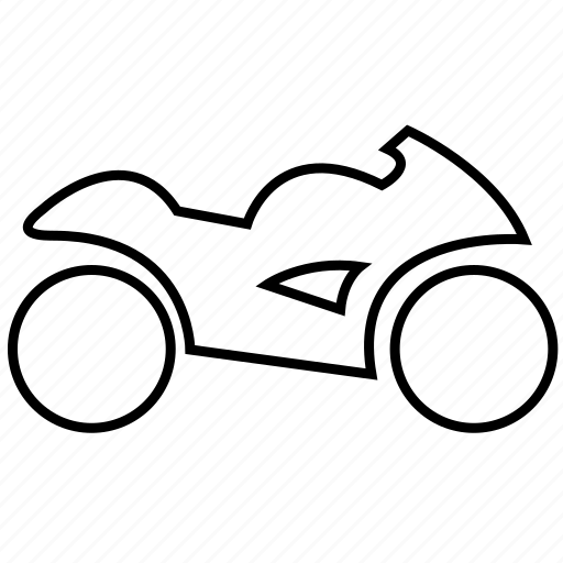 auto, bike, mobile, vehicle icon