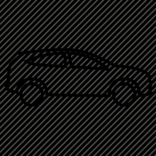 auto, car, mini, mobile, suv, vehicle icon