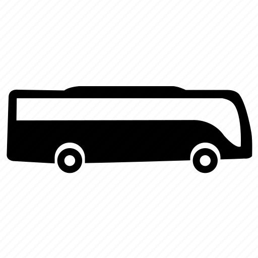 auto, bus, mobile, vehicle icon