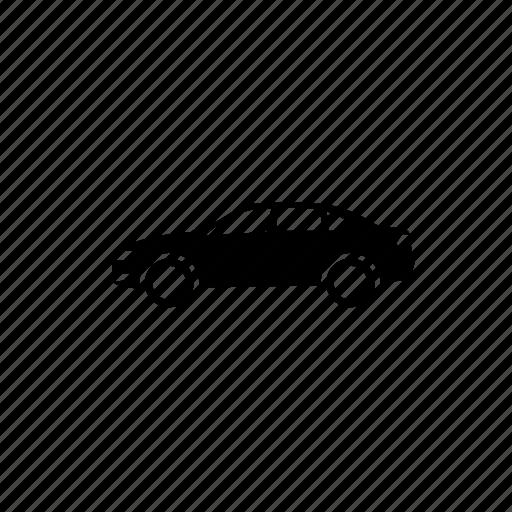 car, sedan, vehicle icon