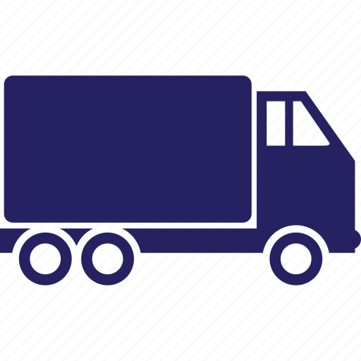 automobile, car winter, delivery, transportation, truck, van, vehicles icon