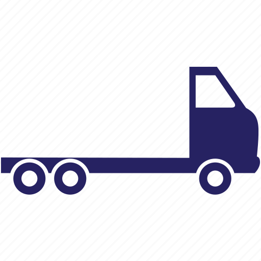 automobile, delivery, road, traffic, transportation, truck, vehicles icon