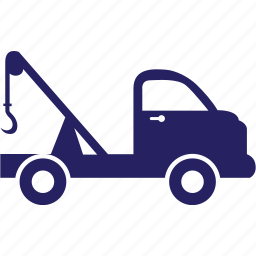 automobile, crane, delivery, road, shipping, transport, vehicles icon