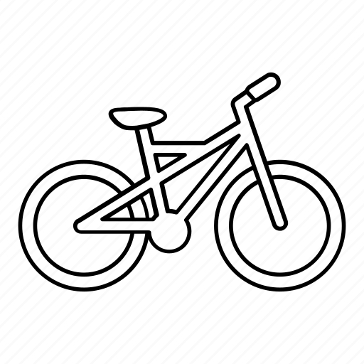 bicycle, bike, cyclist, rider icon