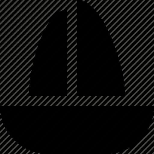 boat, ship, vehicle icon