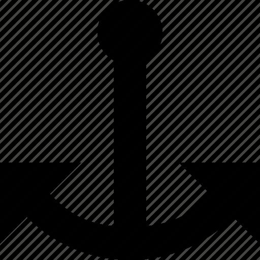 grappling iron icon