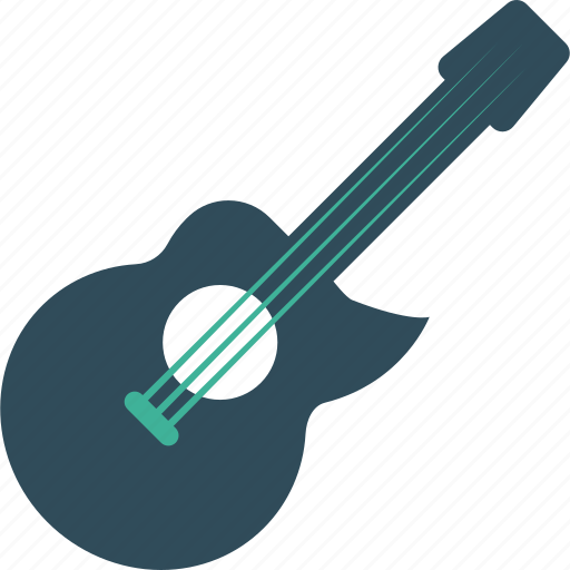 band, guitar, instrument, music icon