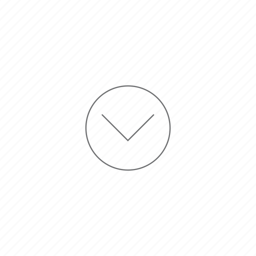 arrow, down, navigation, pointer, venti icon