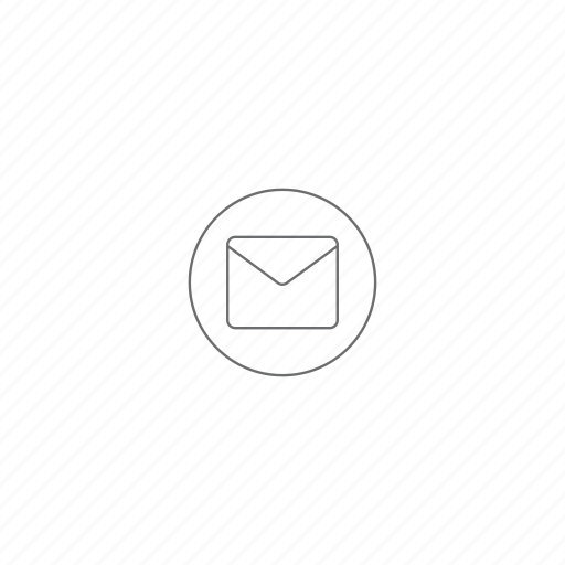 communication, envelope, inbox, letter, mail, post, venti icon